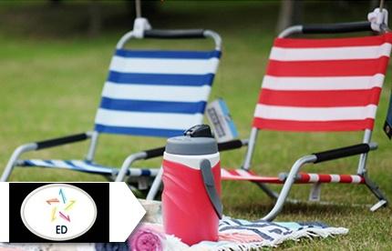 Disfruta Día Esta Con Silla PlegablePaga Un Práctica De Playa uPTOXikZ