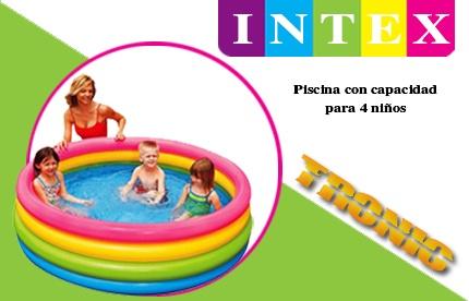 Una fiesta de piscina para tus peque os paga rd 900 en for Piscinas para ninos pequenos